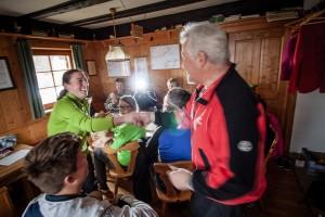 Alpenverein - Fassdaubenlauf 2015 - Ybbstalerhütte