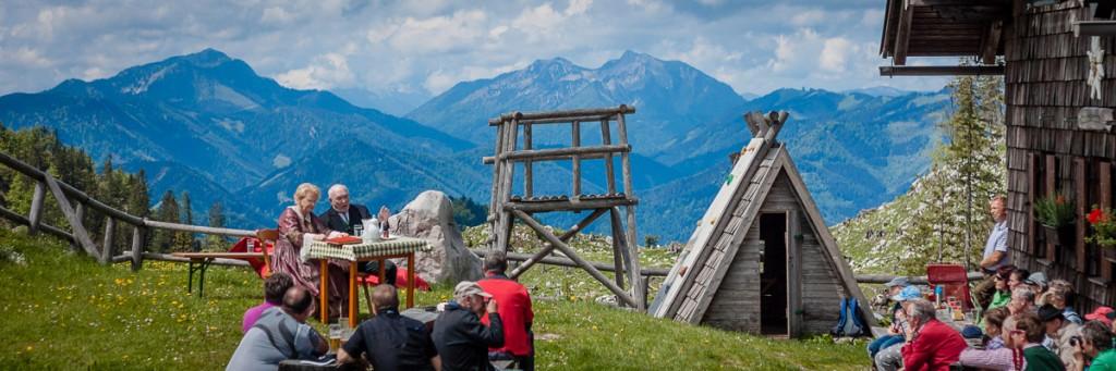 Andreas Töpper - szenische Lesung - Panzenböck / Schragl / Gloser - Ybbstalerhütte