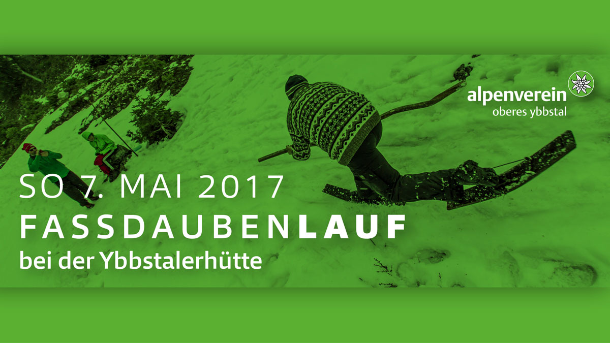 Fassdaubenlauf 2017 - Alpenverein Oberes Ybbstal