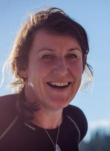 Inge Wurzer - Hüttenwirtin Ybbstalerhütte