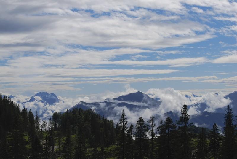 Morgenstimmung Berge