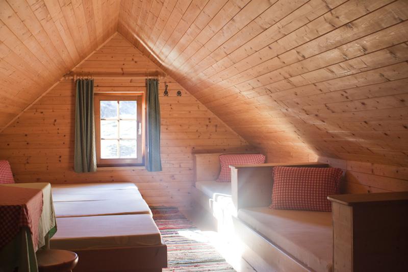 Ybbstalerhütte 5 Bett Lager