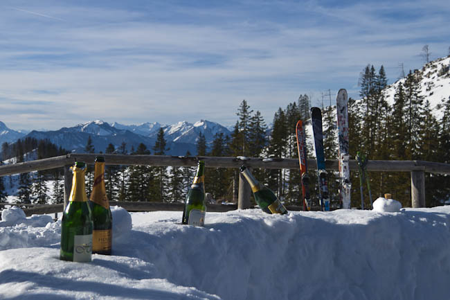 Ybbstalerhütte - Silvester 2012 / 2013