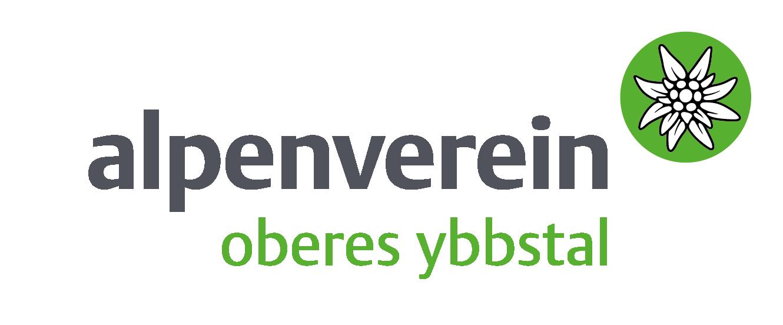 Logo: AlpenvereinOrtsgruppe OBERES YBBSTAL