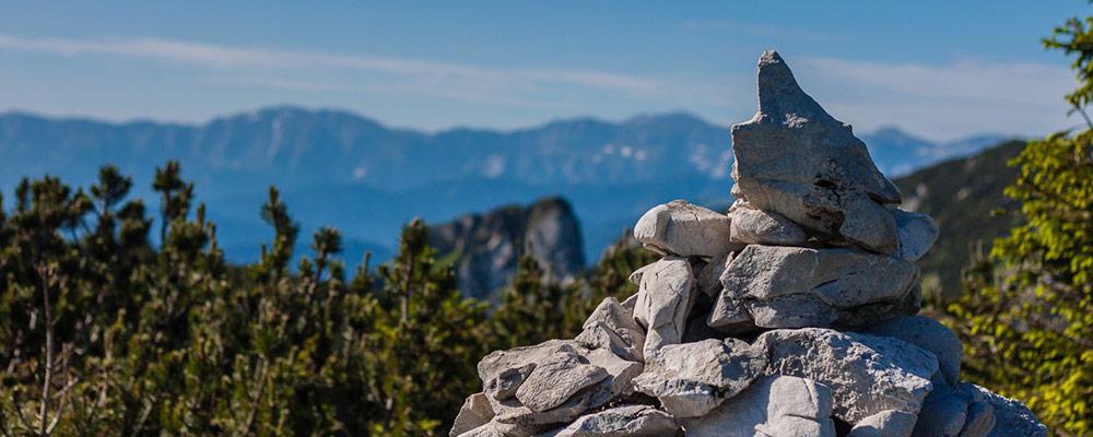 Ybbstalerhütte - Stoamandl
