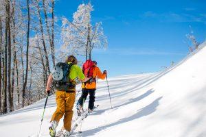 Skitour Ybbstalerhütte